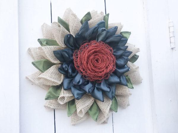 succulent-wall-art-wreath