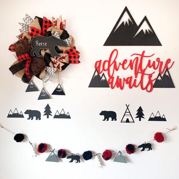 bear_theme_nursery_wall_art