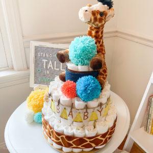 giraffe_diaper_cake_mint