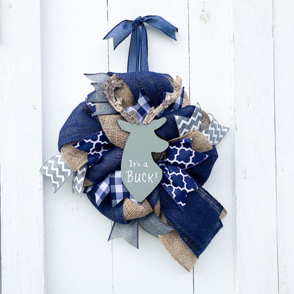 its_a_buck_baby_shower_decoration
