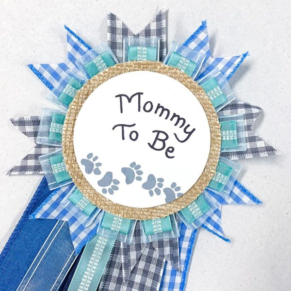 dog_paws_mommy_to_be_pin_blue