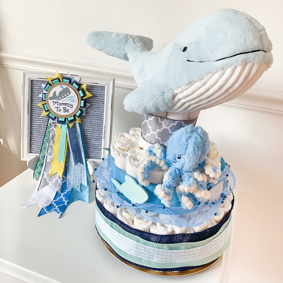 Whale_diaper_cake_Mommy_to_be_pin